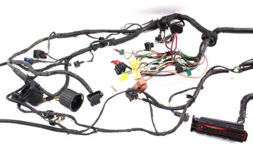 small resolution of aba engine swap bay wiring harness obd2 9699 vw jetta golf gti mk1