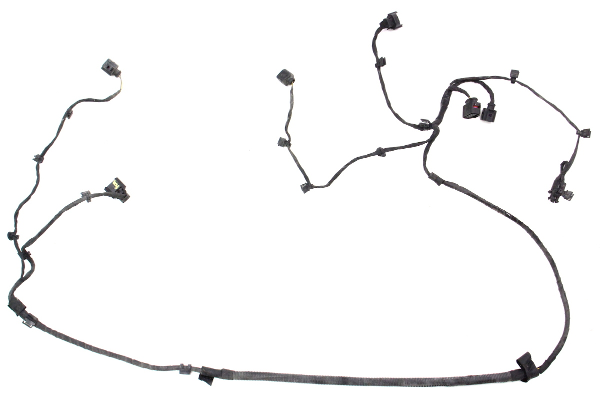 Front Bumper Wiring Harness 04 06 Vw Phaeton