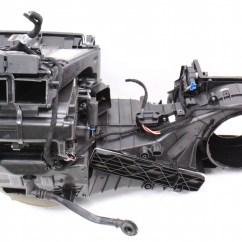 Automotive Hvac Diagram Thermostat Wiring Baseboard Heater Box Climate Control 06 13 Audi A3 Genuine