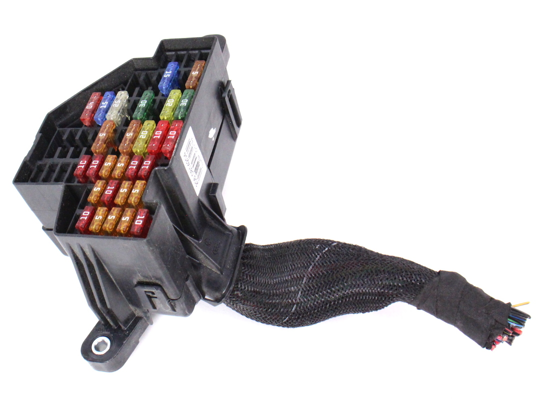 hight resolution of under dash fuse box panel vw passat b genuine under dash fuse box panel 06 10