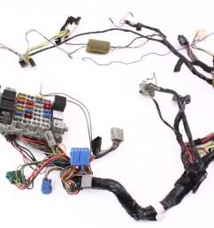 interior tablero arn s de cableado amp caja de fusible 81 84 84 vw rabbit fuse box  [ 1182 x 800 Pixel ]
