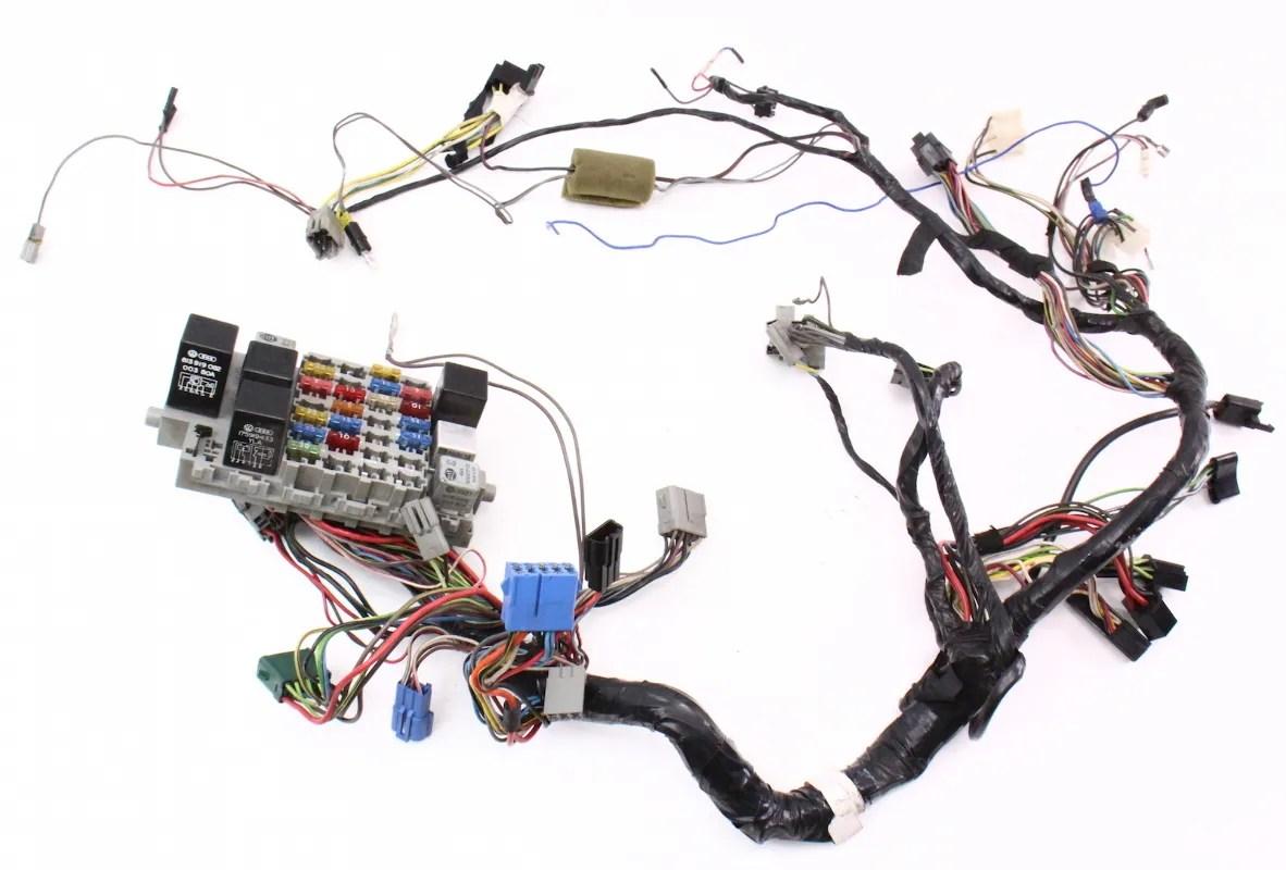 hight resolution of interior tablero arn s de cableado amp caja de fusible 81 84 84 vw rabbit fuse box