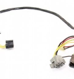 heater box wiring harness vw rabbit jetta 81 84 mk1 hvac 175 971 281 e carparts4sale inc  [ 1200 x 794 Pixel ]