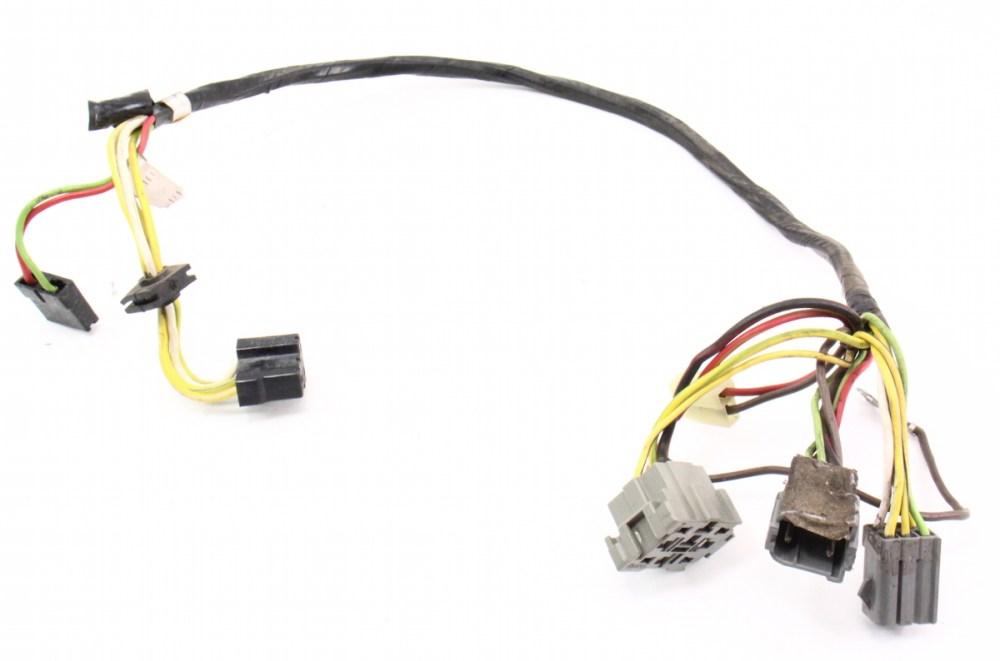 medium resolution of heater box wiring harness vw rabbit jetta 81 84 mk1 hvac 175 971 281 e carparts4sale inc