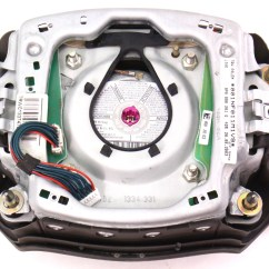 Audi A4 B6 Airbag Wiring Diagram 2005 Jaguar X Type Radio Steering Wheel Air Bag 03 05 S4 A6 C5