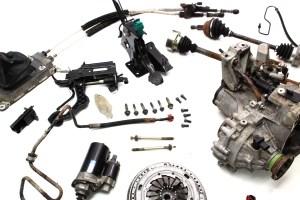 TDI Manual Transmission Swap Parts Kit 9905 VW Jetta Golf