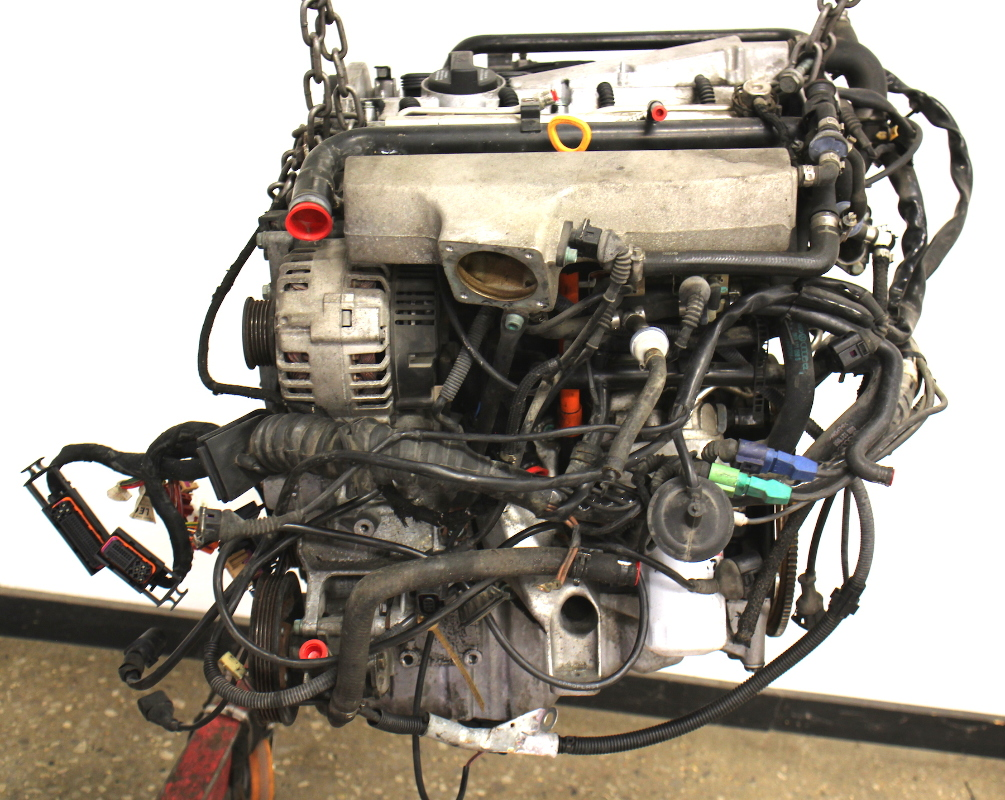 Vw Pat 1 8t Engine Diagram
