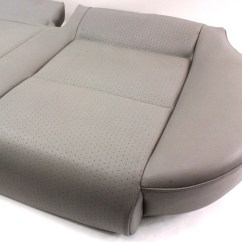 Vinyl Chair Cushion Covers Ikea Bed Rear Back Seat Cover And Foam Audi A4 02 05 B6