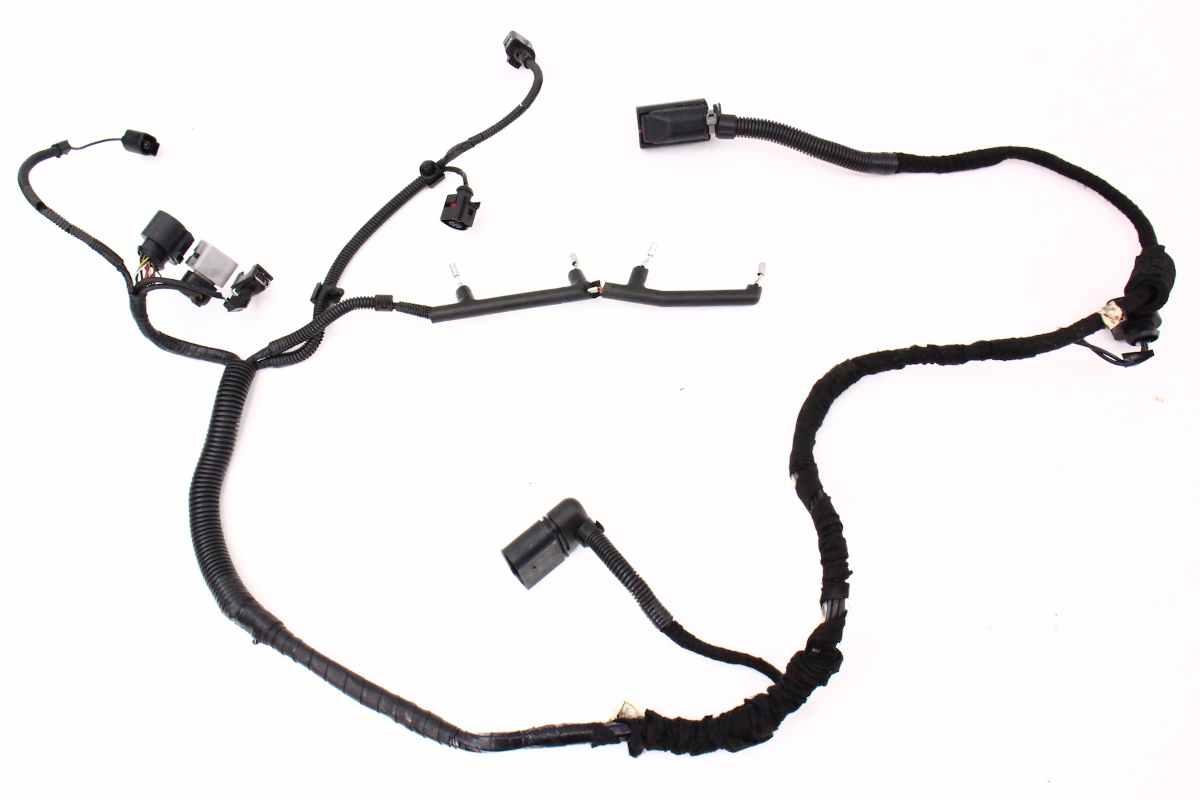 Vw Jetta Engine Wiring Harness : 30 Wiring Diagram Images