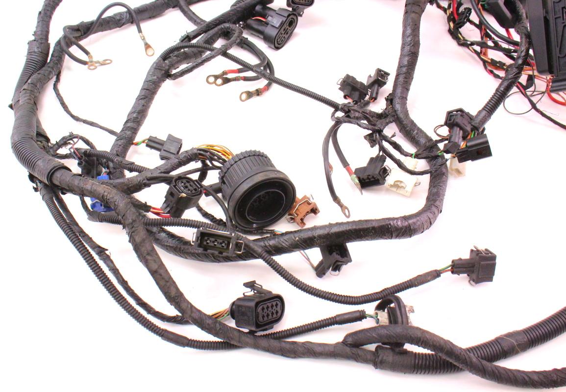 mk3 golf wiring diagram 4 bit adder subtractor circuit engine bay ecu harness 97 99 vw jetta 1 9