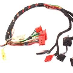 Vw Golf Mk1 Wiring Diagram 11 Pin Relay Socket Steering Column Igntion Harness Jetta