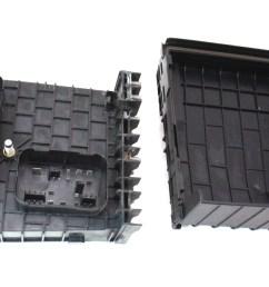 fuse relay block vw jetta gti mk5 2 0t under hood engine srx fuse box 99 [ 1200 x 658 Pixel ]