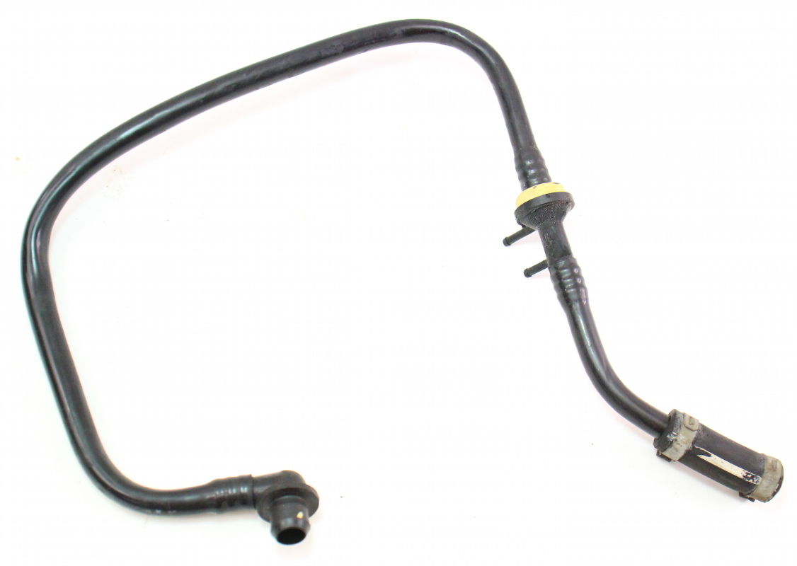 Main Engine Brake Booster Vacuum Line Hose 85 92 Vw Jetta