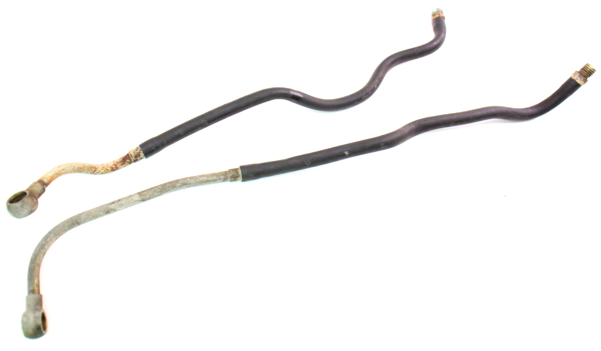 Engine Bay Fuel Feed & Return Lines Hoses 85-87 VW Jetta
