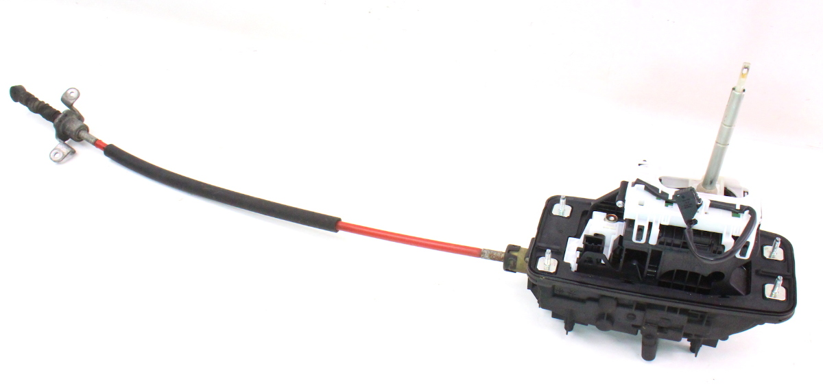 AT Tiptronic Shifter Linkage & Cable 09-12 Audi A4 B8