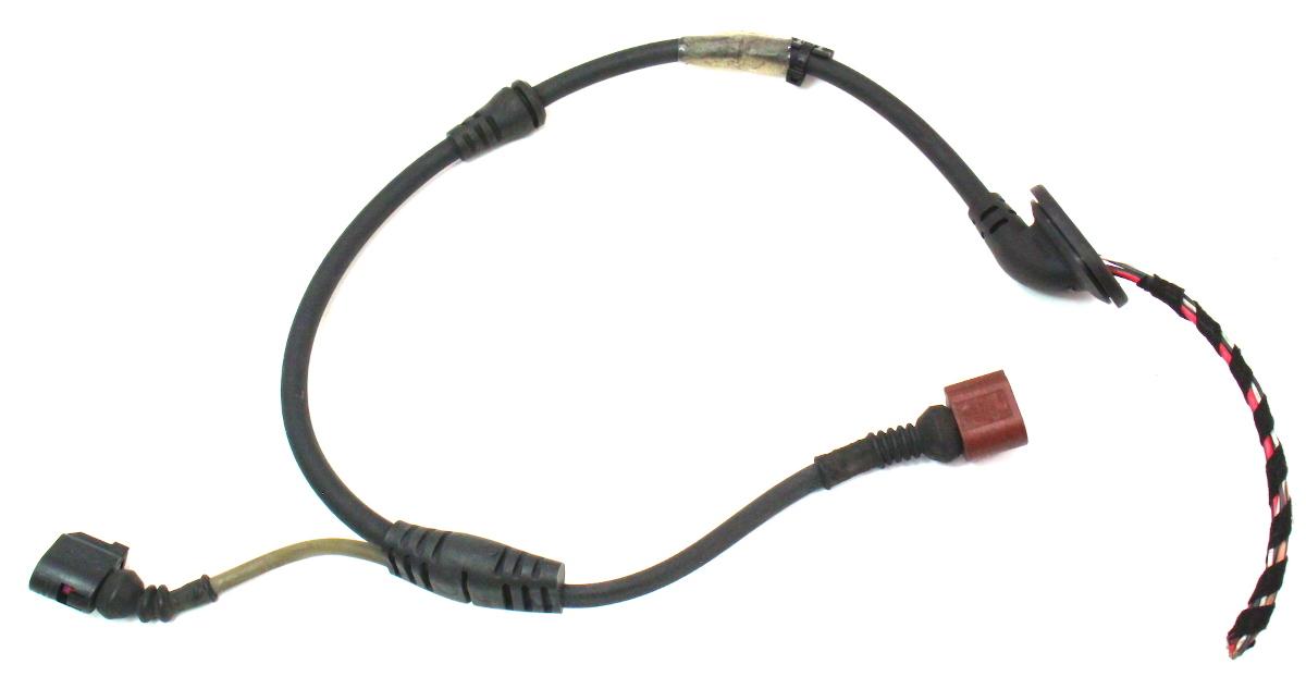 Rear Brake ABS Sensor Wiring Harness Pigtail Plug 09-16