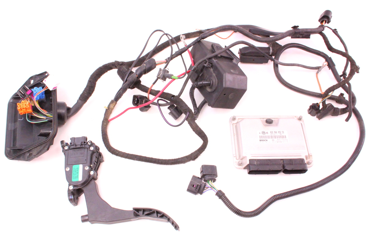 vw golf mk1 wiring diagram single phase capacitor 24v vr6 engine motor swap ecu jetta gti