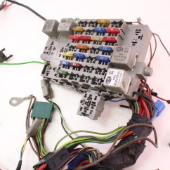 Mk1 Golf Gti Fuse Box Wiring Diagram Tool To Draw Sequence 81 Volkswagen Rabbit Harness Auto