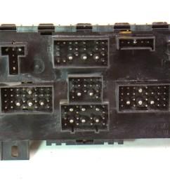 fuse box fuse block fusebox 85 92 vw jetta golf gti mk2 vw golf mk1 mk1 [ 1200 x 756 Pixel ]