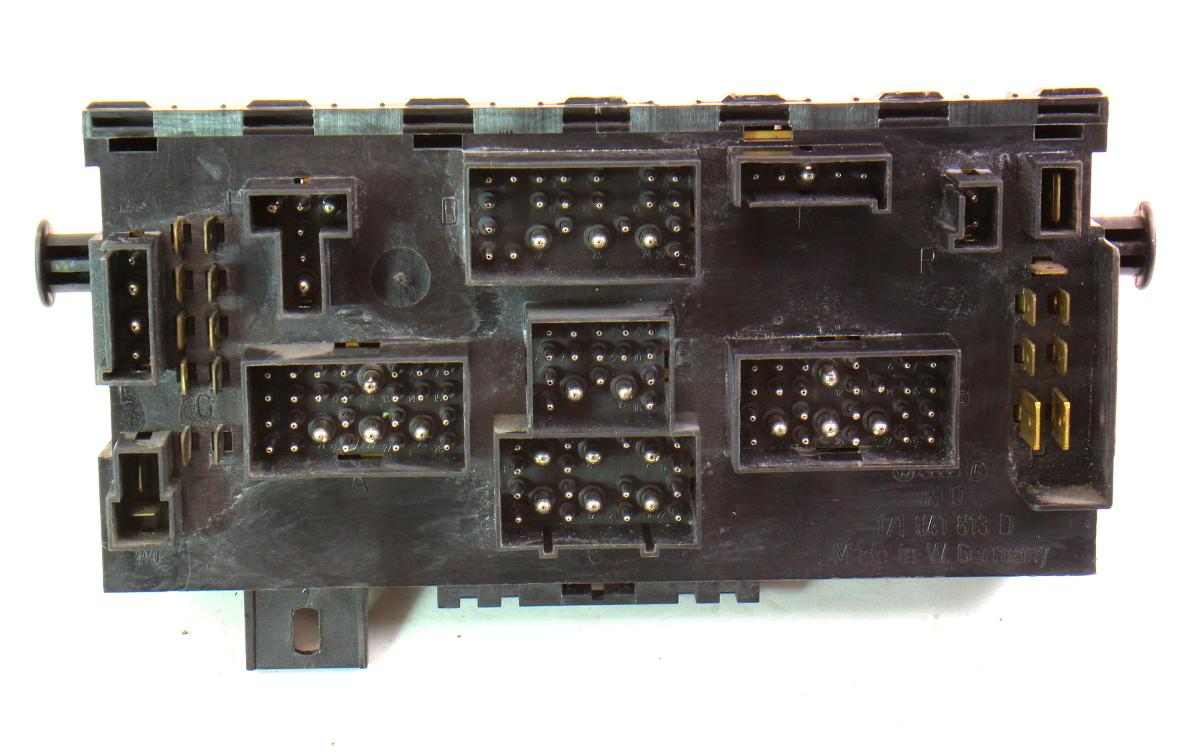 hight resolution of fuse box fuse block fusebox 85 92 vw jetta golf gti mk2 vw golf mk1 mk1