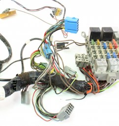 81 volkswagen rabbit wiring harness mk1 rabbit wiring [ 1200 x 800 Pixel ]