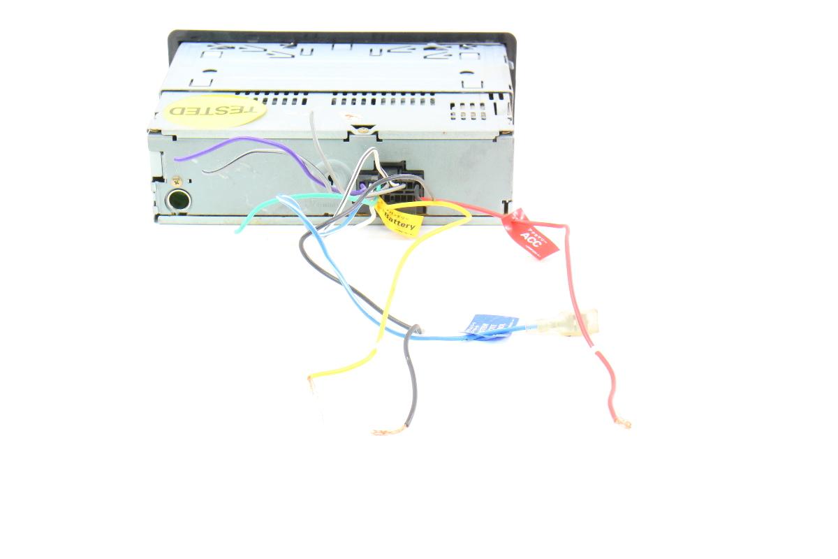 Pioneer Wiring Diagram Head Unit Pioneer Deh P6400 Wiring Diagram