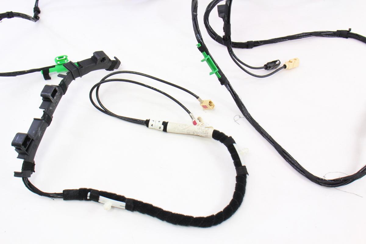 hight resolution of roof antenna sat radio wiring harness vw 06 09 rabbit gti vw mk4 vw mk5 diseal