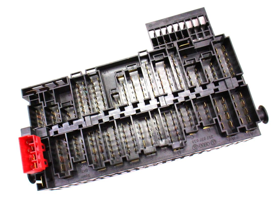 hight resolution of dash relay board fuse panel box vw jetta golf gti cabrio 98 vw cabrio fuse box diagram 99 vw cabrio fender