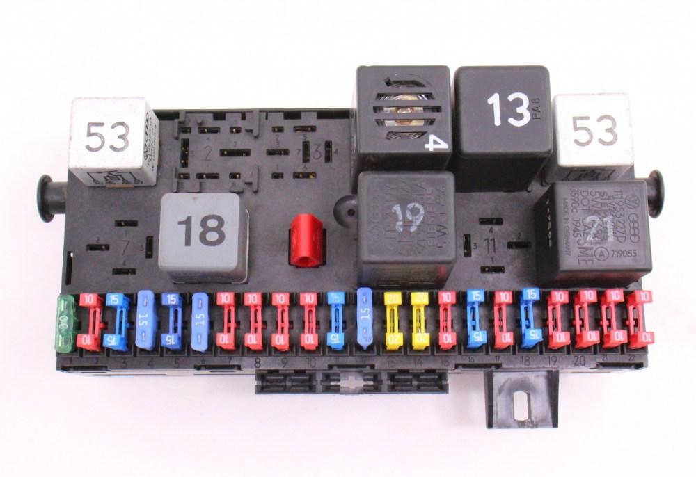 medium resolution of fuse box fuse block fusebox 85 92 vw jetta golf gti mk2 vw golf mk1 fuse box location