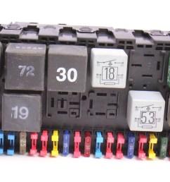 fuse box fuse block fusebox relays 92 96 vw eurovan t4 ce2  [ 1200 x 729 Pixel ]