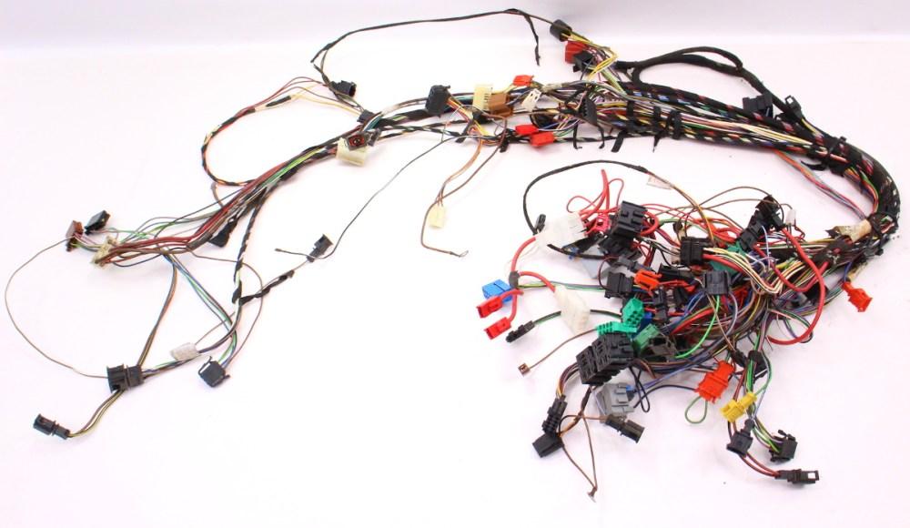 medium resolution of dash dashboard wiring harness 92 96 vw eurovan t4 genuine 701 971 055