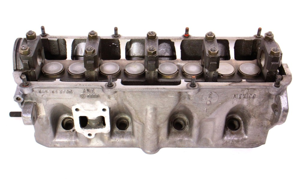 medium resolution of cylinder head 1 6 1 7 gas fi vw jetta rabbit scirocco mk1 quantum 049 103 373 b carparts4sale inc