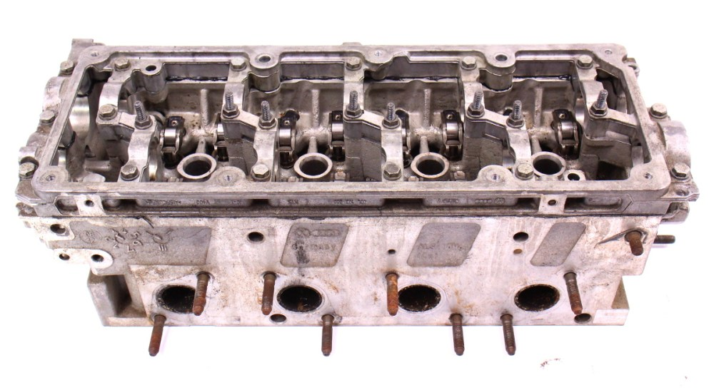 medium resolution of cylinder head 09 14 vw jetta golf beetle tdi cjaa cbea diesel core 03l 103 373 carparts4sale inc