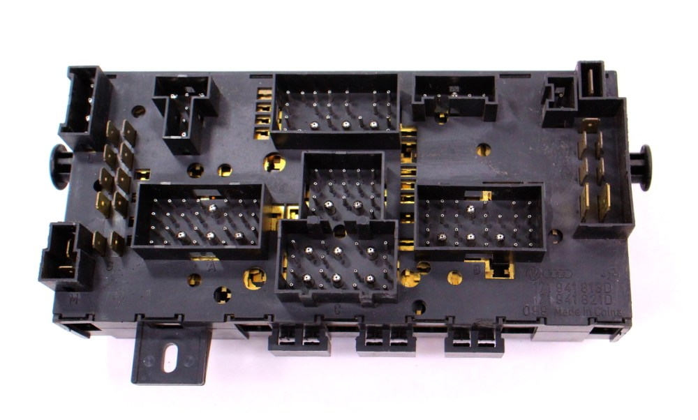 medium resolution of 171 fuse box fuse block fusebox 85 92 vw jetta golf gti mk2 genuine 171