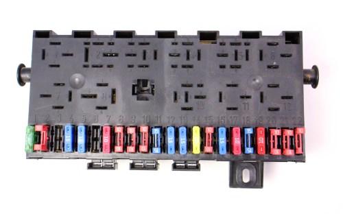 small resolution of fuse box fuse block fusebox 85 92 vw jetta golf gti mk2 genuine 171 941 813 d carparts4sale inc