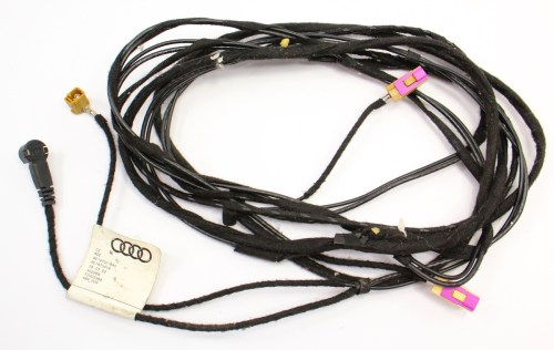 small resolution of antenna wiring harness 02 05 audi a4 s4 b6 genuine 8e1 970 016 ac carparts4sale inc