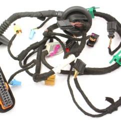 driver front door wiring harness 11 18 vw jetta mk6 genuine 5c7 971 [ 1200 x 800 Pixel ]