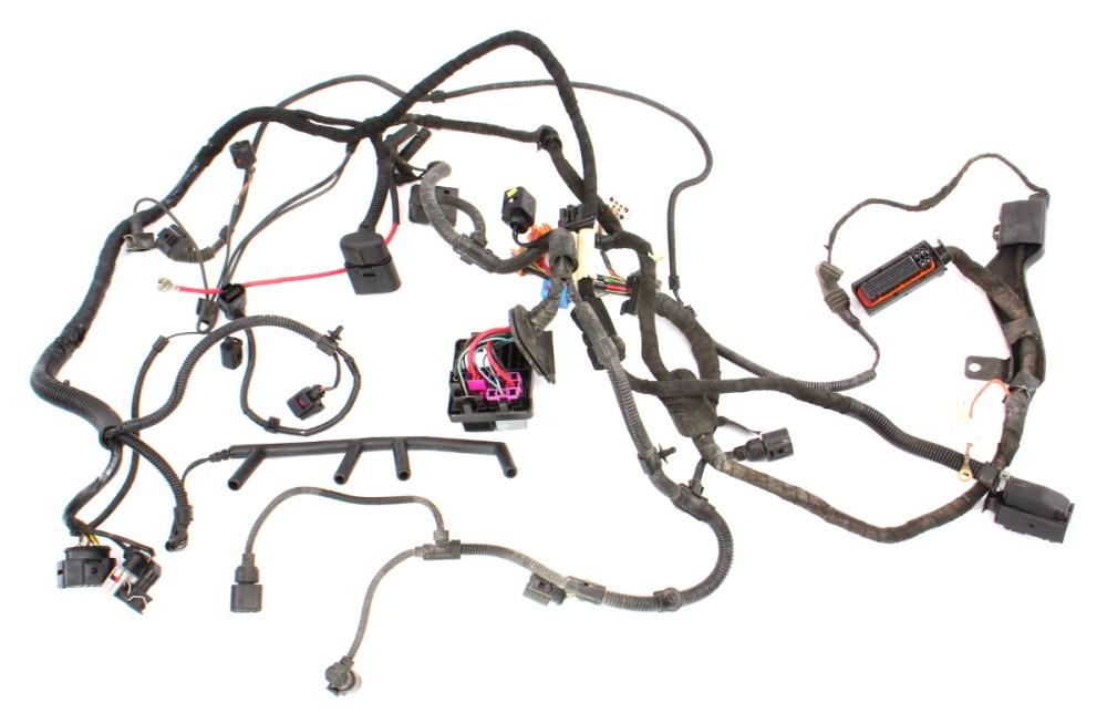 medium resolution of ecu wiring harness wiring diagram forwardengine u0026 engine bay ecu wiring harness 2001 vw jetta