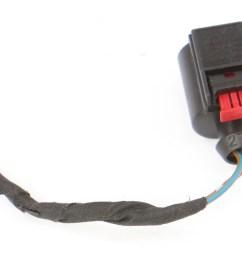 2 pin pigtail wiring harness plug vw audi jetta golf gti mk6 eos 8k0 973 [ 1137 x 800 Pixel ]