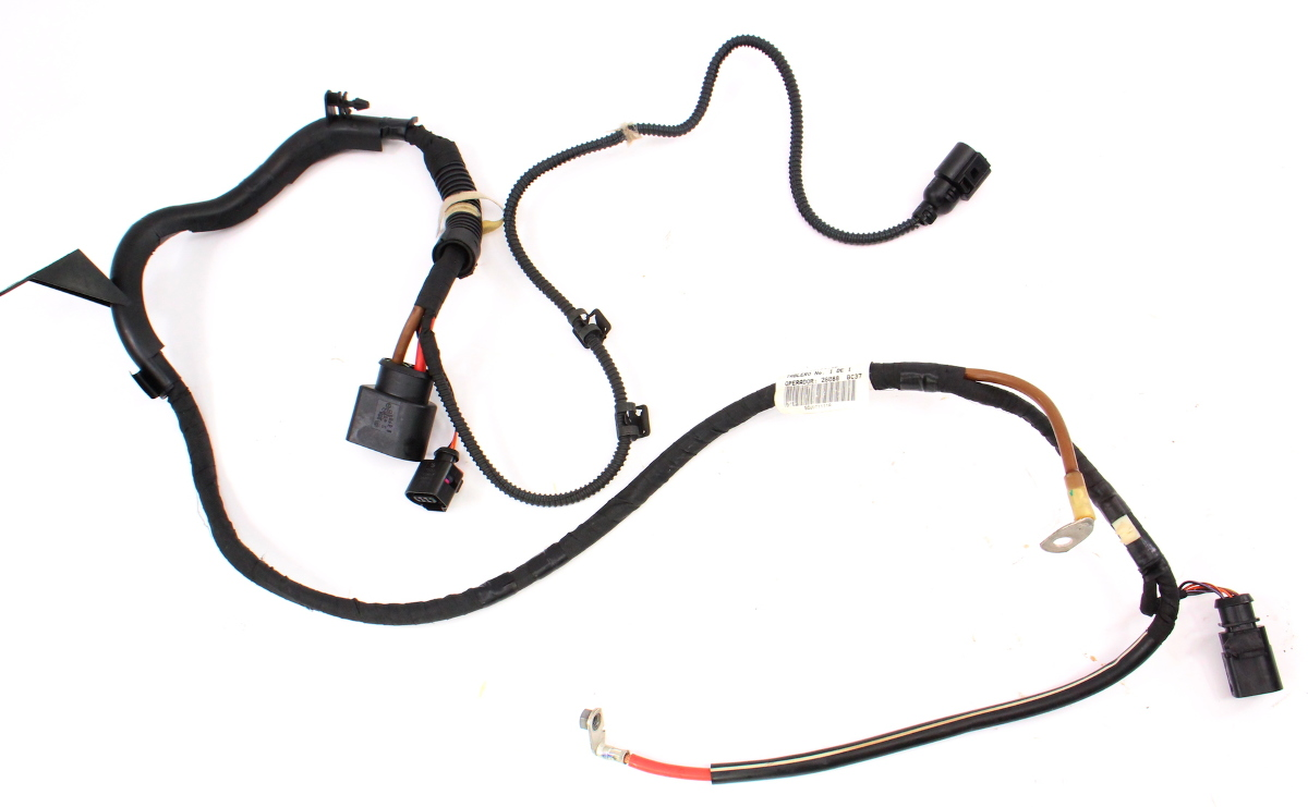 Steering Rack Wiring Harness 11-18 VW Jetta MK6 Sedan