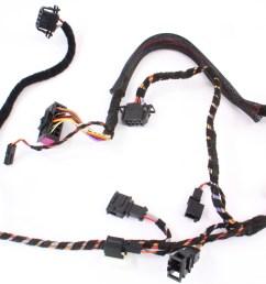 lh front power seat wiring harness 05 10 vw jetta mk5 1k0 971 391  [ 1200 x 800 Pixel ]