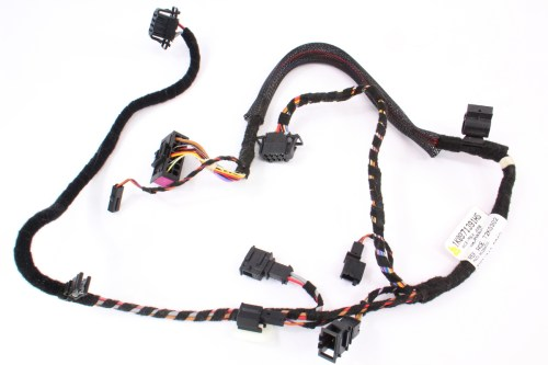 small resolution of lh front power seat wiring harness 05 10 vw jetta mk5 1k0 971 391