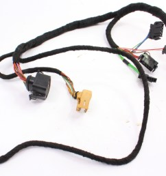 lh driver front door panel wiring harness 98 01 audi a6 allroad 4b0 971  [ 1200 x 730 Pixel ]