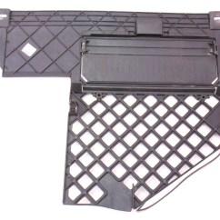 04 Jetta Fuse Box Diagram Taser Circuit Lower Dash Panel Vw 93 99 Golf Gti
