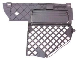 Lower Dash Fuse Diagram Panel VW 9399 Jetta Golf GTI
