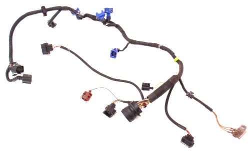 small resolution of engine wiring injector harness vw cabrio mk obd aba engine wiring injector harness 99 02 vw