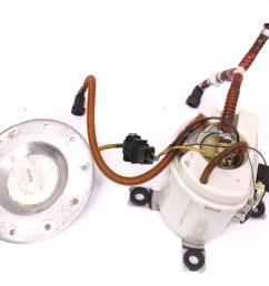 fuel pump 04 05 vw beetle jetta mk4 w steel tank genuine 1j0 919 051 n carparts4sale inc  [ 997 x 800 Pixel ]