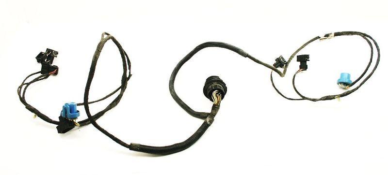 Headlight Wiring Harness Non-Fog 93-99 VW Jetta Golf