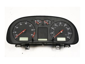 Gauge Instrument Cluster TDI 2001 01 VW Jetta Speedometer