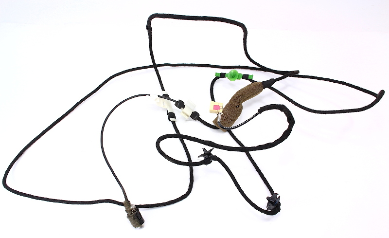 Vw Radio Antenna Wiring, Vw, Free Engine Image For User